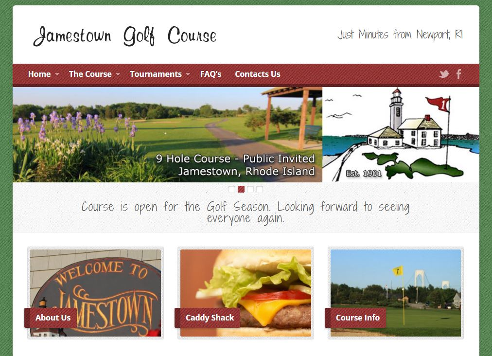 Jamestown Golf Course